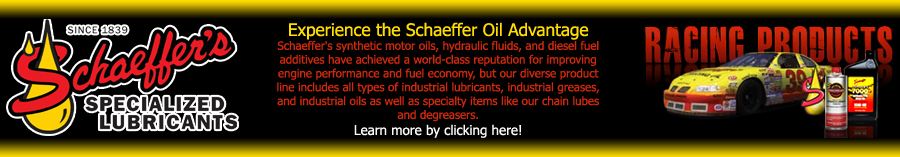Learn More About Schaeffer Oil!